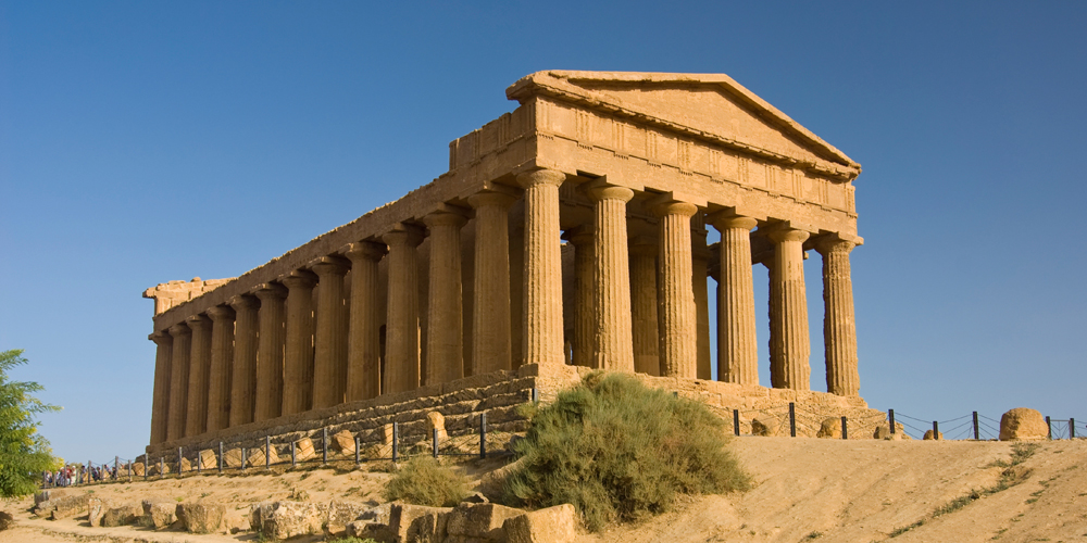 Agrigento, Temple of Concord