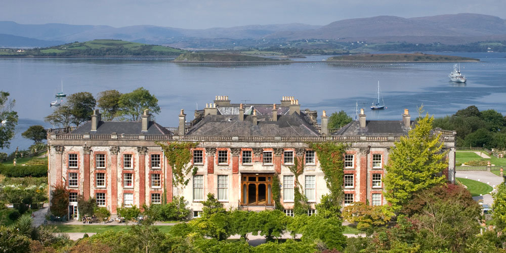Co Cork, Bantry House & Bay