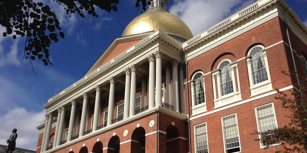 Boston, Massachusetts State House
